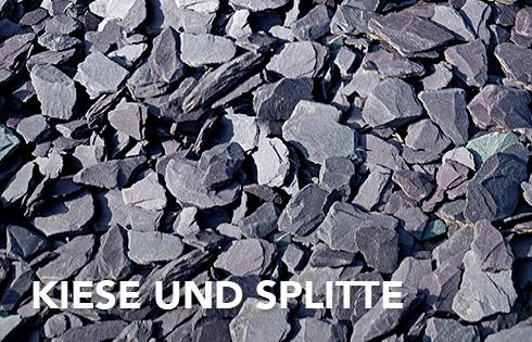 Kiese und Splitte von WUNDERWERK est. 1964