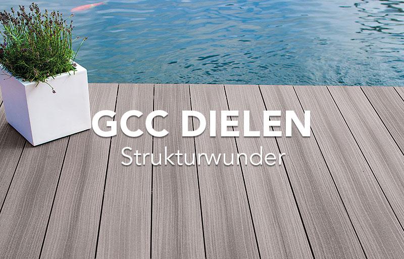 Entdecke WPC Terrassendielen von WUNDERWERK est. 1964